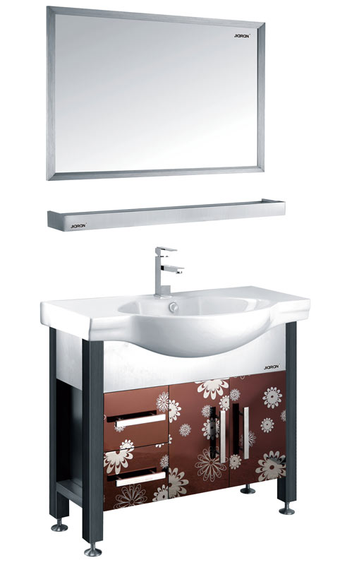 Buy Stainless Steel Bathroom Vanities  Tops at FaucetLine