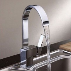 Kitchen Fixtures Island With Trash Storage 10 Ultra Modern Faucet Ideas Mag Breaking Tradition Style