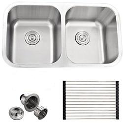 amazon kitchen sinks undermount sink sale 6 best - (reviews & unbiased guide 2018 ...