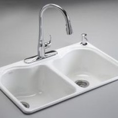 Cast Iron Kitchen Sinks Rustic Sink 6 Best Reviews Unbiased Guide 2018 Faucet Mag