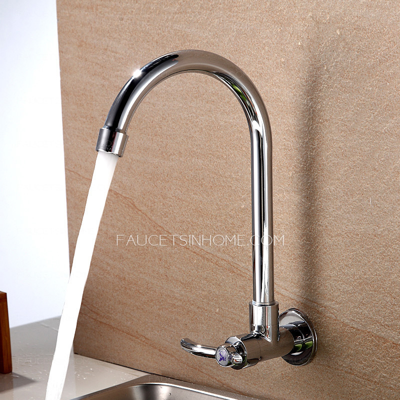 kitchen faucets for sale sage green cabinets cheap cold water only wall mount sink faucet