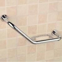 Creative Specialties Bath Tub L Shaped Angled Grab Bar