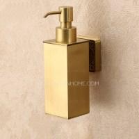 decorative bathroom soap dispensers