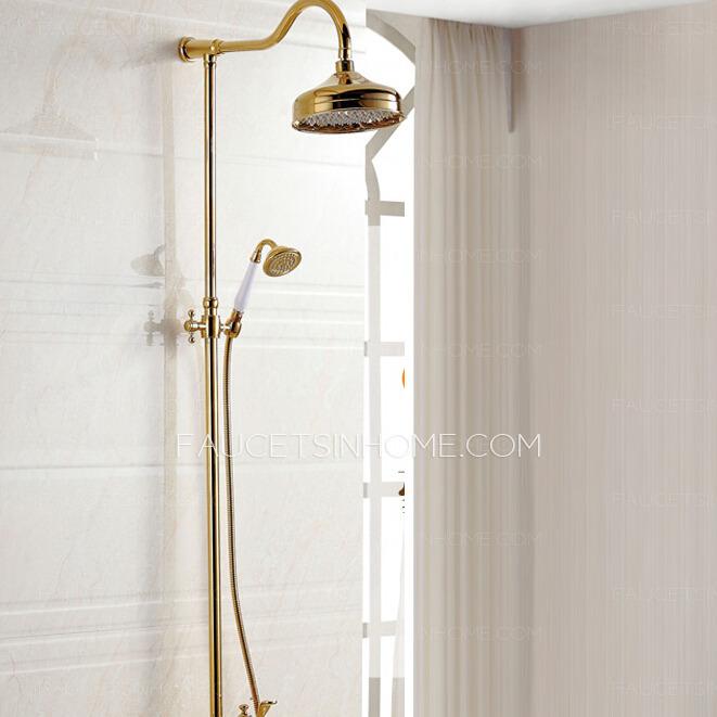 Gold Bathroom Accessories Sets