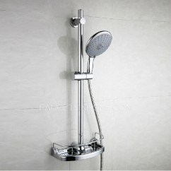 Non Slip Kitchen Rugs Sink Drop In Discount Abs Plastic Hand Held Shower Faucets With Shelf