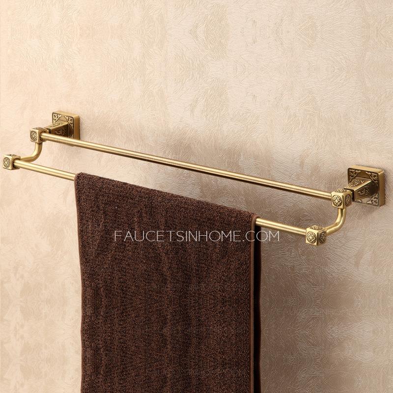 non slip kitchen rugs ventilation system long antique brass double towel bars square shape