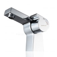 Unique Design Copper Material Bathroom Sink Faucets