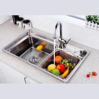 Best Kitchen Sinks. Distressed Kitchen Cabinets Best Home ...