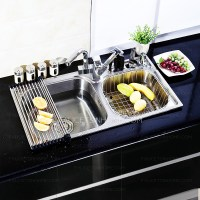 Best Kitchen Sinks Nickel Brushed Stainless Steel With ...