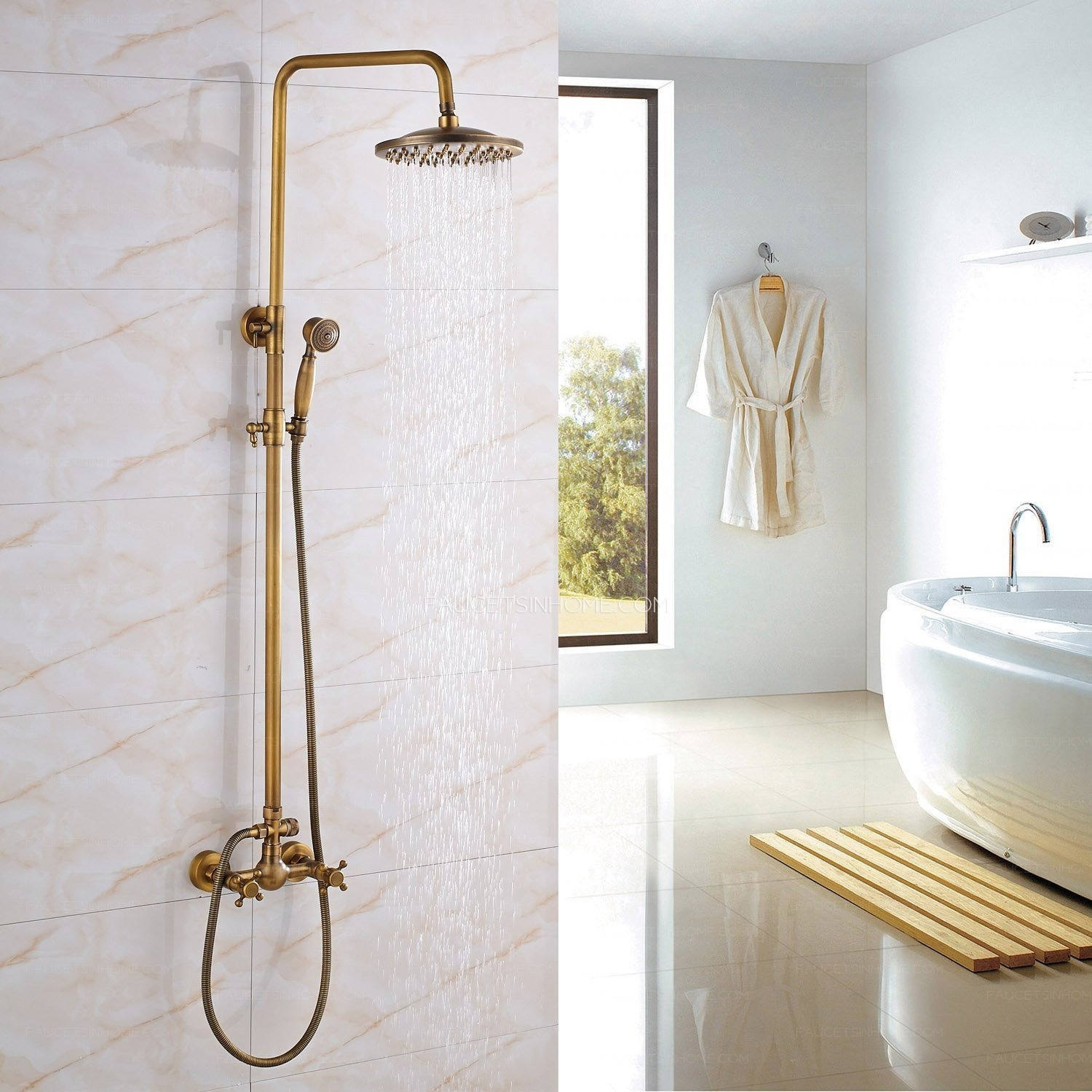 Shower Curtains And Bathroom Sets