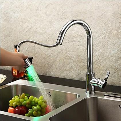 led kitchen faucets faucetsmarket com