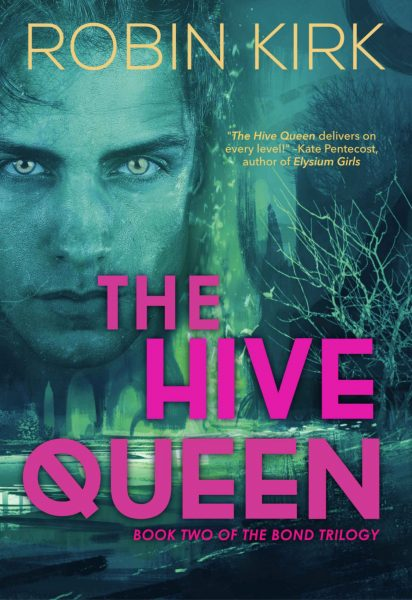 Hive Queen ebook cover Final Small