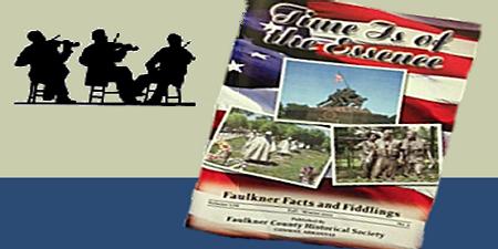 Faulkner Facts and Fiddlings journal, Faulkner County Historical Society