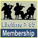 Lifetime Over 65 Membership