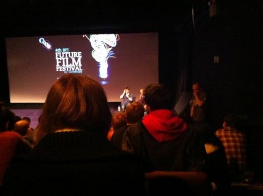Copyright Iain Harris, all rights to BFI
