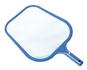 Bestway – Épuisette piscine Flowclear connectable à un manche alu diamètre 30 mm