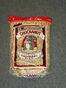Chuckanut prime Diet Squirrel 3 livres – 790004020028
