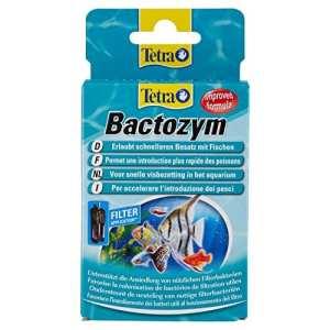 TETRA Bactozym – Traitement accélérant la colonisation des Filtres – 10 gélules