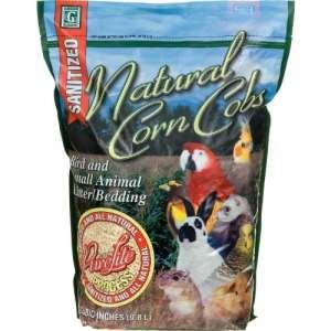 Absorption Corp Pet Products Naturel Maïs Purelite Litière, 600Oxyde de Pouce, Vert