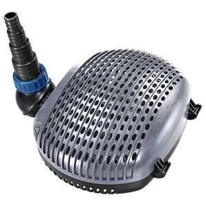 Jebao Eco XTP8000 Pompe de Bassin éconergétique, 8,000 l / h, pour la Filtration ou les Cours d'Eau.