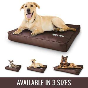 Tapis pour chien BELISY »MODERN» en similicuir de haute qualité.