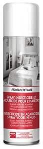 FRONTLINE PET CARE – Spray anti-puces anti-acariens pour la maison – 250ml