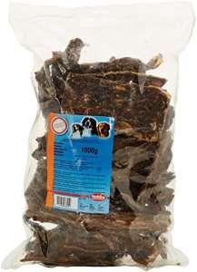 Nobby Nourriture pour Chien Viande de Bœuf Séchée 1 kg – Pack de 8