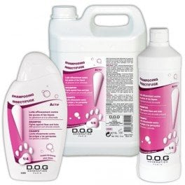 Chadog Dog Generation – Shampooing Insectifuge 5 L
