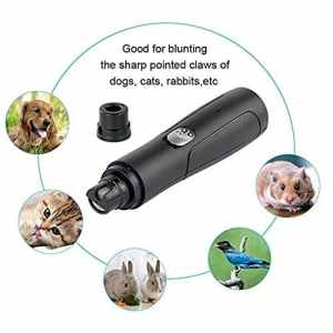 Generic il Claw Trimmer GRO Grinder de toilettage Chien Chat électrique Paw Trimmer Pet Nail Clipper Nail Claw Lime Chien Chat Electrique