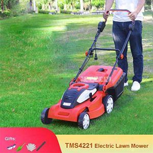 Nouveau ménage désherbant la tondeuse à gazon outils de jardin tondeuse à gazon électrique type 220V 1800W 5200r / min 50L avec 10M ligne