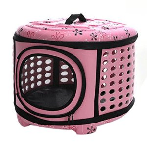 Txxci Sac de transport pour animal extérieur EVA Pliable Pour chiens et chats