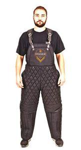 DINGO GEAR Veste/Pantalon de Protection pour Helper, Faite à la Main du Tissu Militaire pour la Formation de Chien Decoys Muselière, Fighting, Dynamique, Dressage de Chien