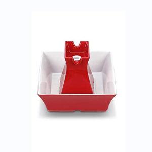 Tengyun Fontaine Potable for Animaux De Compagnie for Chiens Et Chats, Filtre Organique De Fontaine De Chat Silencieux Antidérapant Automatique Silencieux avec Le Filtre De Charbon Actif