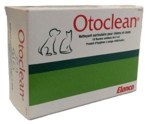 Otoclean Nettoyant pour les oreilles en mono doses boîte de 18 flacons de 5ml