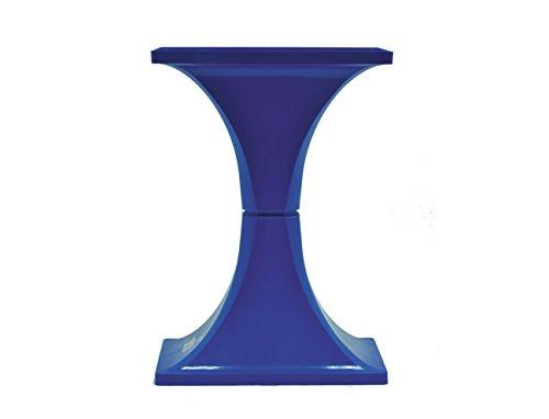 MPS Pied pour Cage Ambra pour Oiseau Bleu 28,3 x 48,4 x 68,4 cm