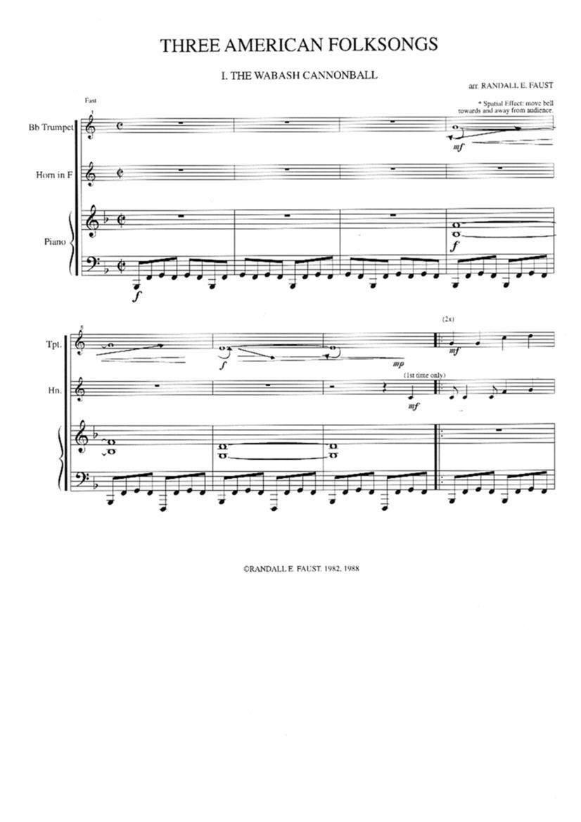 hight resolution of musical horn diagram