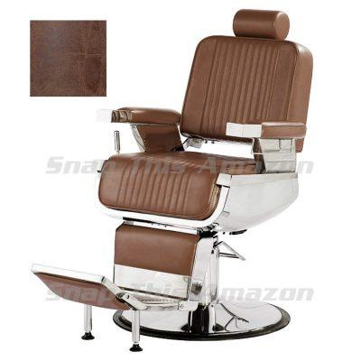 chaise de barbier salon de coiffure tattoo