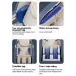 Suful-S6 Canapé de massage 3D acupuncture relaxation relaxation véritable fauteuil de massage multifonction intégral massage intelligent