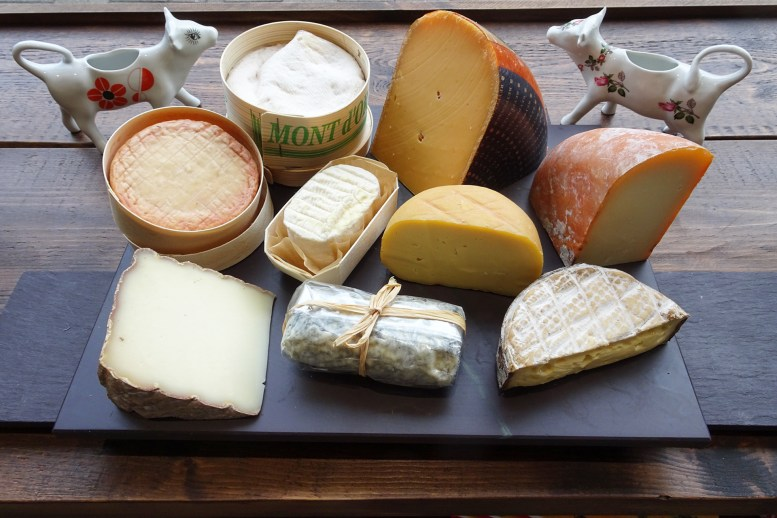 Perfect cheese boards