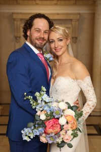 Ali Bastian and David mahony wedding in OK!