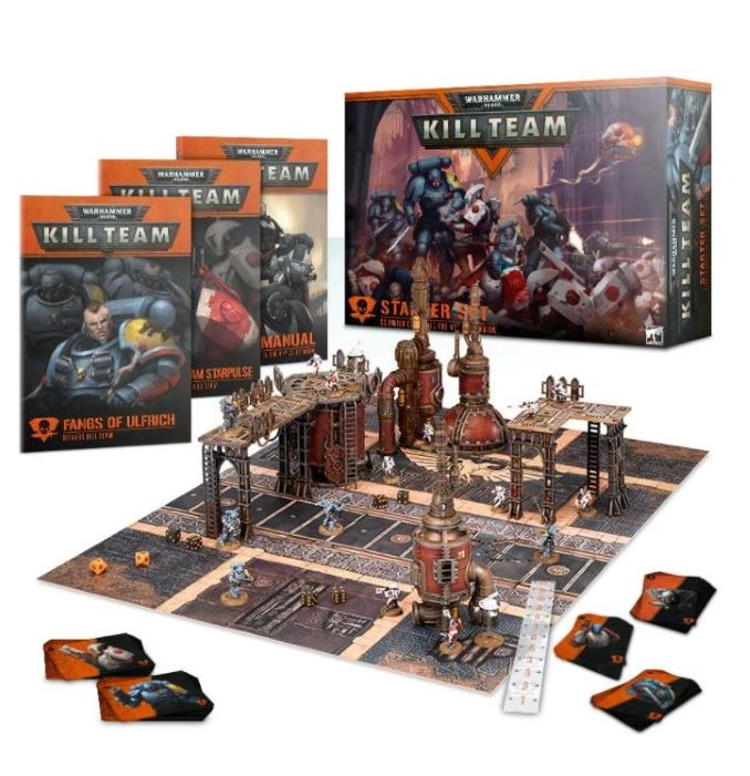 Kill Team Core Box Contents