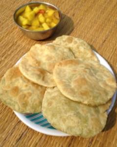 start a food blog 1