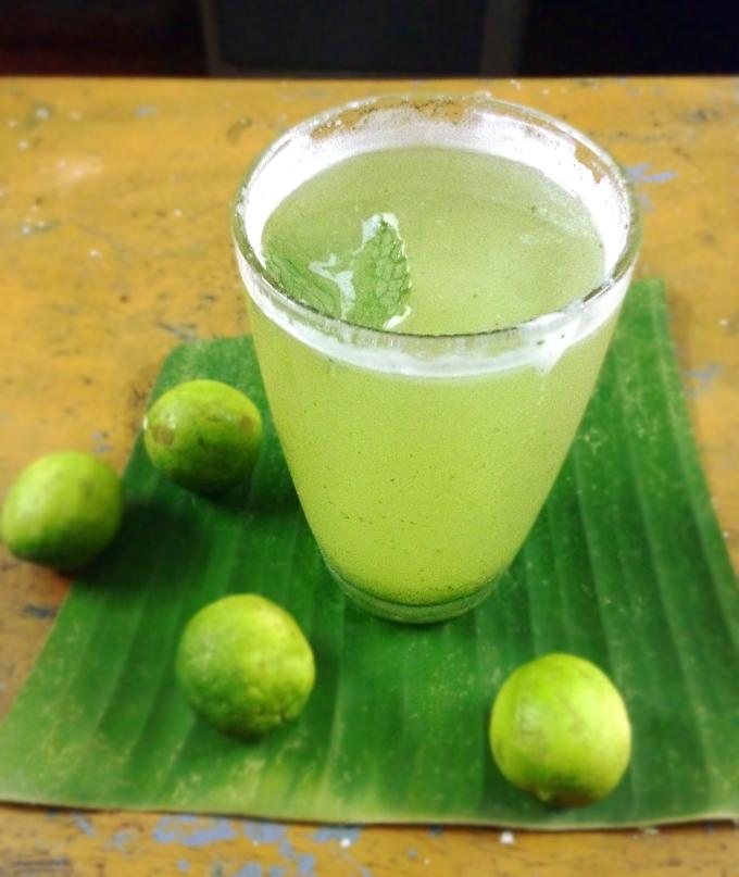 Pineapple ginger juice recipe