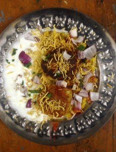 Ragda patties chaat recipe
