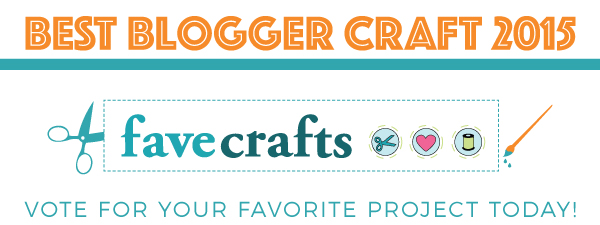 Best Blogger Craft 2015