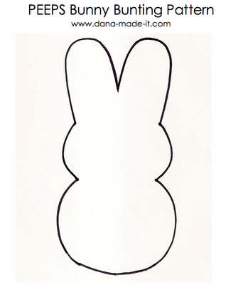 EASTER BUNNY PATTERNS « Free Patterns
