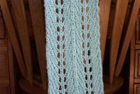 Loom Scarf Pattern  Design Patterns