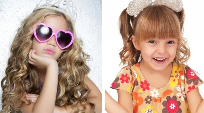 30 Best Curly Hairstyles For Kids