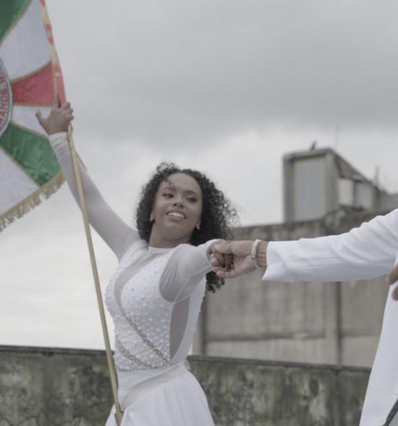 O clipe vai ao ar nesse sábado, 14, às 15h. Fotos: Gabriel Gomes/Kondzilla.