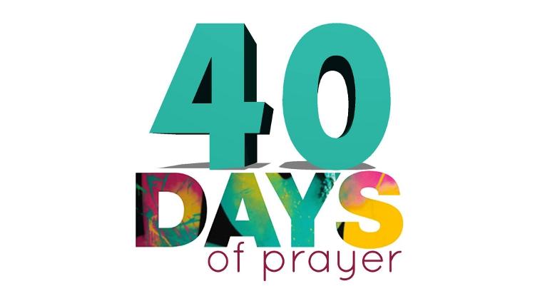 Image result for 40 days of prayer clip art
